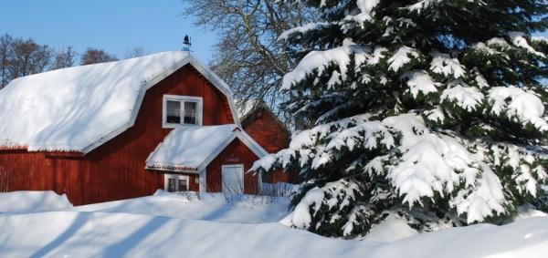 Winterurlaub in Schweden (c) schwedenferienhaus