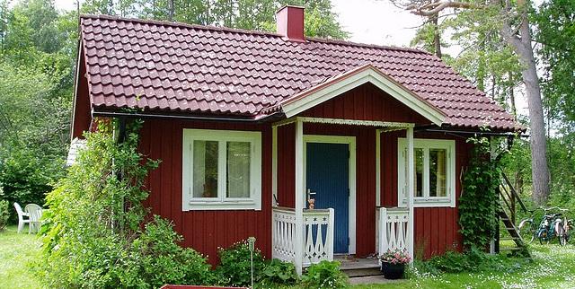 Ferienhaus auf Öland flickr (c) hagwall CC-Lizenz