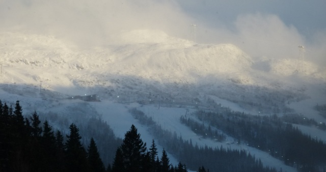Åre - Skifahren in Schweden