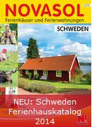 Novasol-Katalog 2014 Schweden
