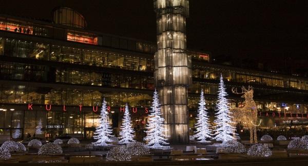 Weihnachten in Schweden - Cecilia Larsson/imagebank.sweden.se