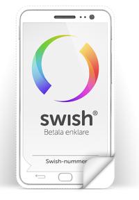 Swish - schwedische Geld-App