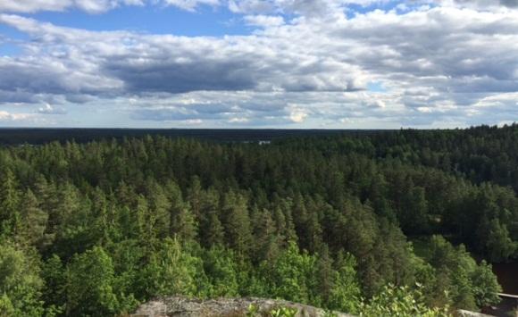 Aboda Klint in Småland