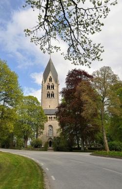 Kirche von Dalhem auf Gotland