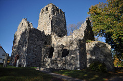 St Olafs Ruine